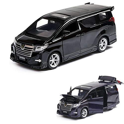 Nobranded Model Alloy Pull Car Model 4 Open The Door with Sound Light Kids