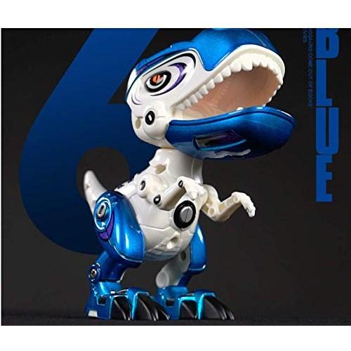 Dinosaur Toy Blue
