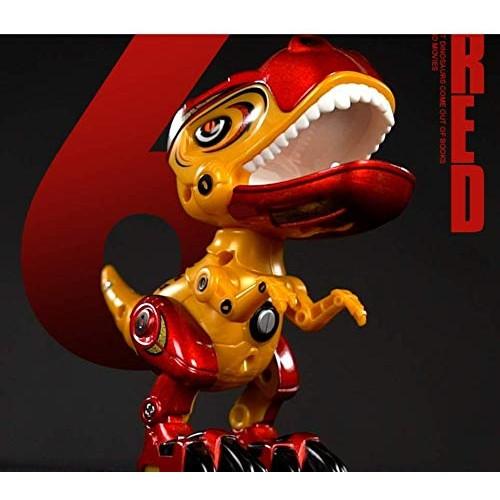 Dinosaur Toy Red