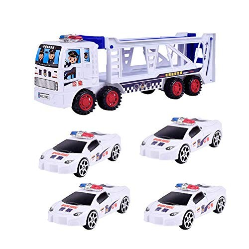 XBR Toddlers Baby 5Pcs Mini Die Cast Racing Cars Vehicle Play Toy CarHalloween Christmas