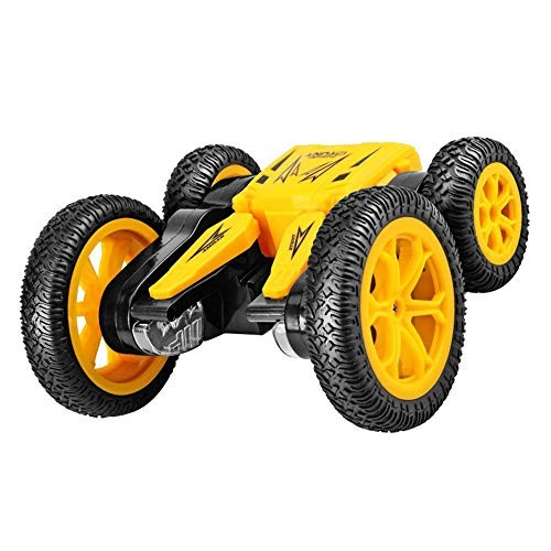 TBFEI Roller Car Collision Resistance Falling Double-Sided Four-Wheel Drive Off-Road Child Boy Toy Children's