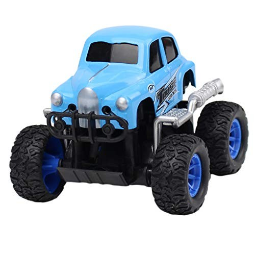 Tongina Friction Powered Truck Big Tire Wheels Inertia Car Toys Party Kids Gifts –