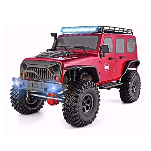 HGYYIO 4X4 Off Road Monster Truck High Speed Remote Control Car 1:10 Crawler Toy