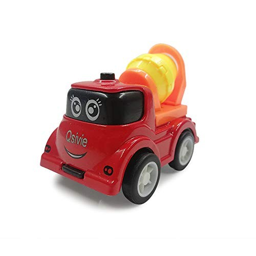 Qsivie Cool Children's Toys Cute Little Mini car boy Toy car