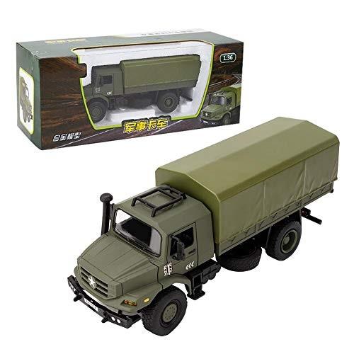 Bicaquu RC Toy Car 1:36 Children Mini Alloy RC Truck Educational Model Car Toy