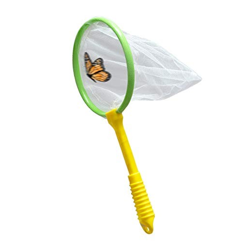 CenYC Insect Net Butterfly Net Nature Exploration Kids Toy Handle Butterfly Insect Fun Toys