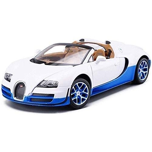 Zhangl 1:18 Model Simulation Kids Toys Die-cast Car Toy Alloy Inertial Pull Back Racing