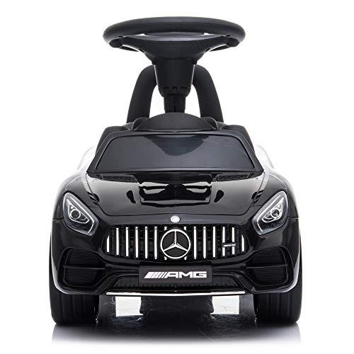 HUI LONG Small Benz GT Car LZ-921 (no Power) Toy Car Black