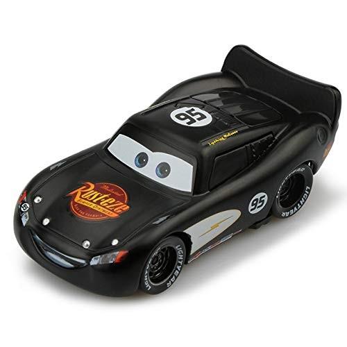 WXX MMBH Disney Pixar Cars 2 Cars 3 No95 Lightning McQueen Mater Jackson Storm