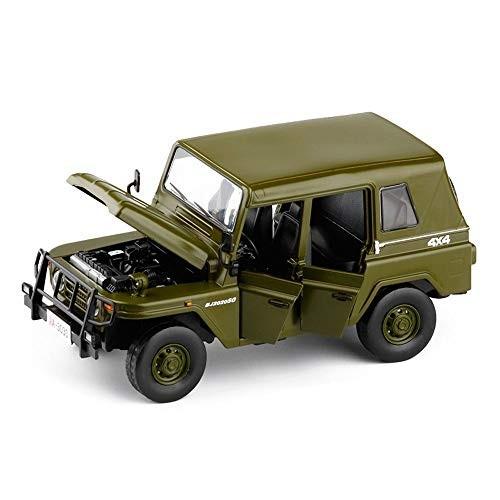 Alloy car Model 1-28 jipu