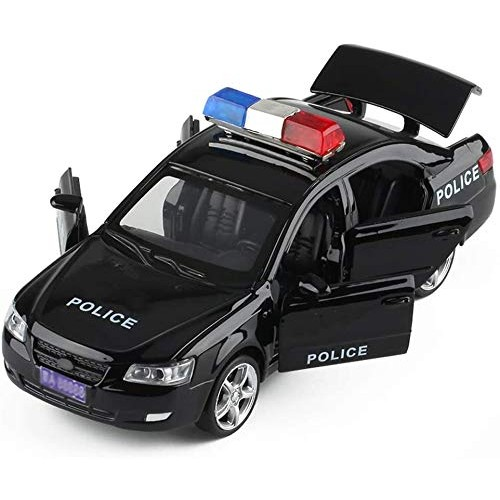 Zeyujie The Best Gift Toy car for Children 2 Colors Optional Sound and Light