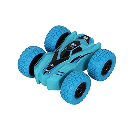 N-R RUxuean1 Double Sided Inertial Sliding Stunt Off-Road Car Children Educational for Kids Children