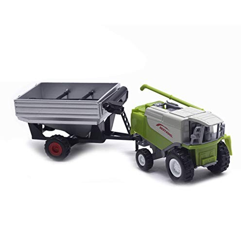 N-R RUxuean1 Realistic Car Toy for Kids Toddlers Boys Child Alloy Harvester Oil Tank