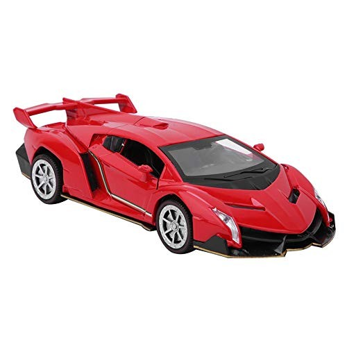 Worii Car Mode 1: 32 Scale Child Kid Pull Back Car Toy High Simulation