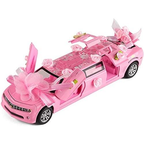 Zeyujie Wedding Courtesy car Model Toy car Model Alloy Simulation Lengthened Toy car boy