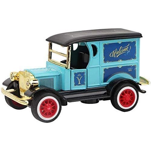 YLJJ Model Car Alloy 1:32 Model Vintage Cars Retro Style Diecast Classic Car with