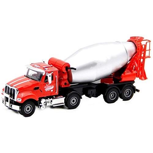 Zeyujie Alloy Engineering car Model Simulation Children Mixing Oil Tank Container Truck Little boy