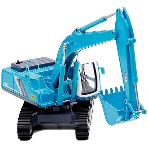 Zeyujie 1:40 Acoustic Alloy Engineering Vehicle Crawler Excavator Digging Hook Machine Exquisite Simulation Alloy