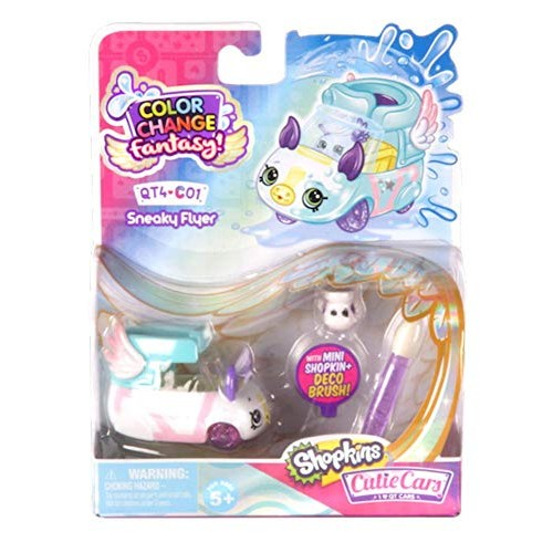 Shopkins Cutie Cars / Single S4 Sold Seperatly