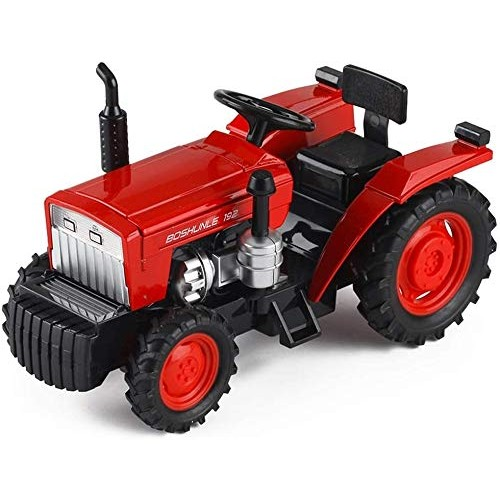 Zeyujie 1:32 Alloy Tractor Model Farm Transport Vehicle Simulation Metal Toy car Children Toy
