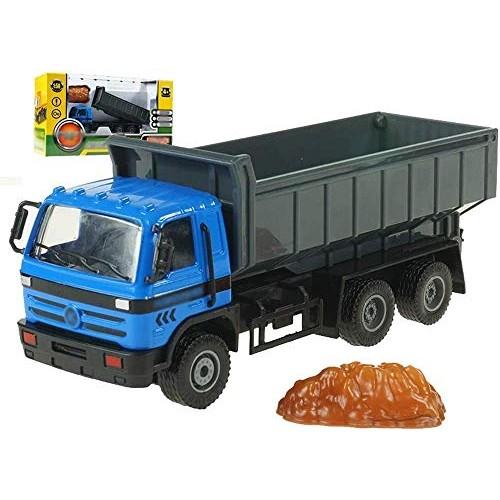 Zeyujie Aluminum Alloy Engineering Vehicle Children's Large Truck Loading and unloading Model Toy Dump