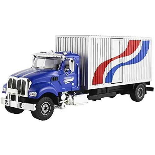 Zeyujie 1:50 hardcover Van Truck Alloy Engineering Vehicle Model Children Simulation Toy Alloy Model