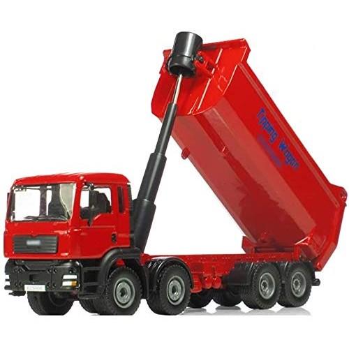 Zeyujie Boy Simulation Alloy Engineering car Model Toy 1:50 Large Paving Road Repair Transport
