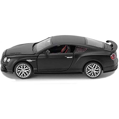 YLJJ Model Car Bentley Continental Model Alloy Car 1:32 Simulation Sound and Light Pull
