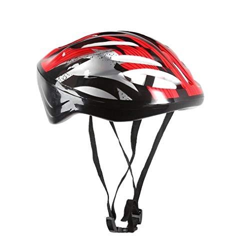 GDfun Adult Bike Helmet Cycling Helmet Caps Bike Scooter Dot Unisex Half Helmet Open