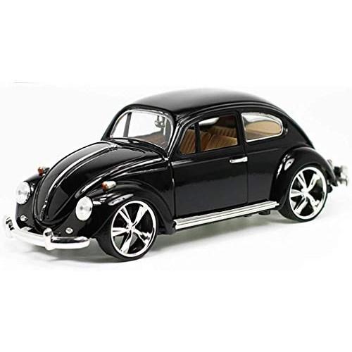 YLJJ Model Car Simulation Retro Metal Beetle Classic Car Model Toy Multifunctional Bedroom Living