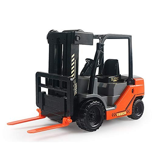 AIOJY Inertial Forklift Lifting Crane Toy Simulation Toy Engineering Truck Boy Toy The Most