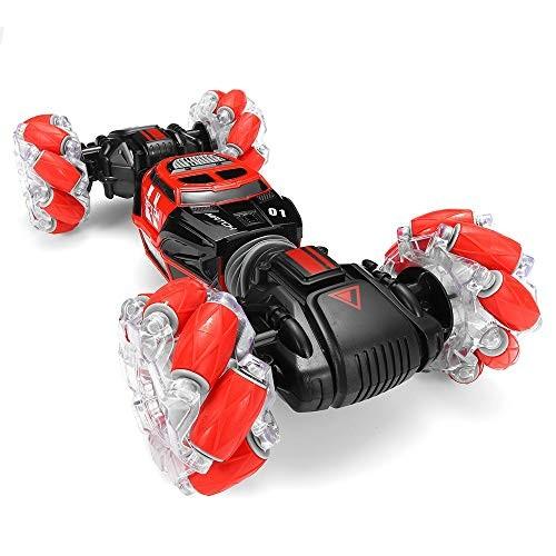 D-F Children's high-speed car 6-12 Years Old Children's Toy Gifts -360  Flip24 Boys