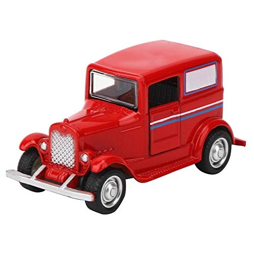 Zerodis Alloy Car Toy Vintage Simulation Pull-Back Vehicle Toy Children Kids Truck Car Toys