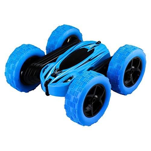 Nologo D-F Children's high-Speed car Radio-Controlled Cars Kids 360 Rotate Stunt Car Model 4WD