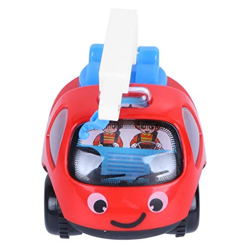 NUOBESTY Inertia Engineering Toy Car Kids Excavator Car for Mini Car Toy