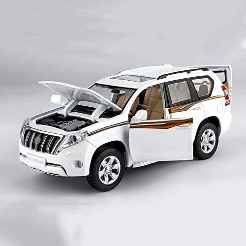 Zeyujie Collection 1:32 Toy car Model Mo Lu Patrol Belt Spare tire Domineering car
