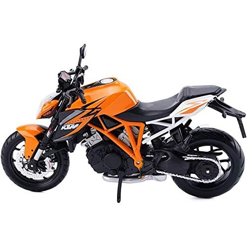 ZHLFDC Car King Kong Motorcycle Model Toy Kits for Kids Assembly Toy Best Birthday