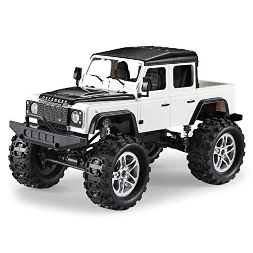 JHZTOY RC 1:14 Pickup Truck 4WD Remote Control Off-Road Vehicle Toy Car