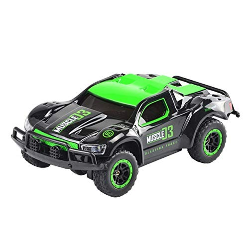 JHZTOY Mini Remote Control Car High Speed Truck 4WD Racing Climbing Off-Road Vehicle Boys