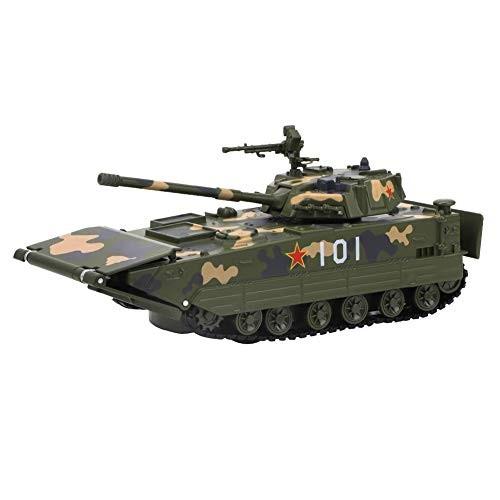 Sevenyou Car Toy Portable 1:50 CS0233 Amphibious Vehicle Tank Car Toy A Fun Party