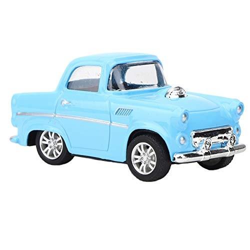Zerodis Alloy Classic Car Retro Simulation Model Children Kid Pull-Back Vehicle Toy Vintage Simulation