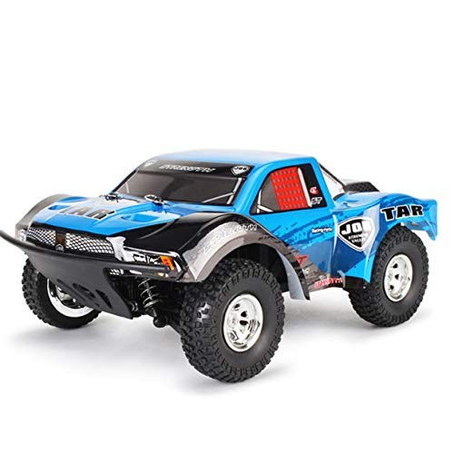JHZTOY 1:22 High Speed 4WD Full Scale Short Truck Youth Off-Road Drift Sports Car