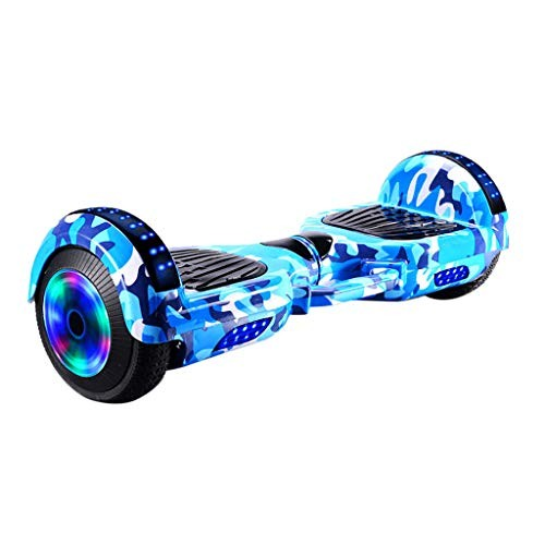 Self Balancing Scooter Two-Wheel Self Balancing Hoverboard with Bluetooth Speaker and LED Lights Electric