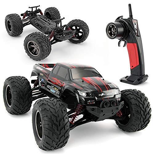 SOWOFA High-Speed Off-Road Remote Control car 40KM/h+ Drift RC24G Handle Bigfoot Climbing car 1: