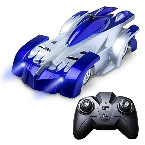 brandless Remote Control car15cm Remote Control Toys Luminous Toy Led Lights Electric Toy Climbing