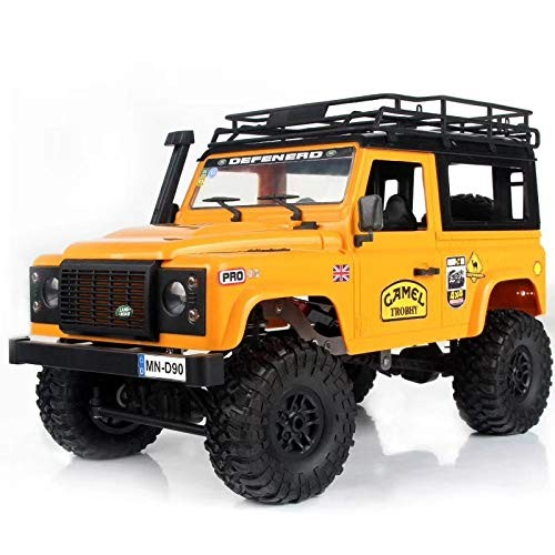 brandless Remote Control car35cm Rc Crawler Car Four-Wheel Drive Rc Car Toy Assembled Complete