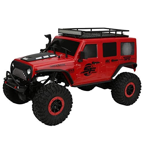 Remote Control car47cm Crawler Rc Car Model Toy with Led Light Rc Toy for