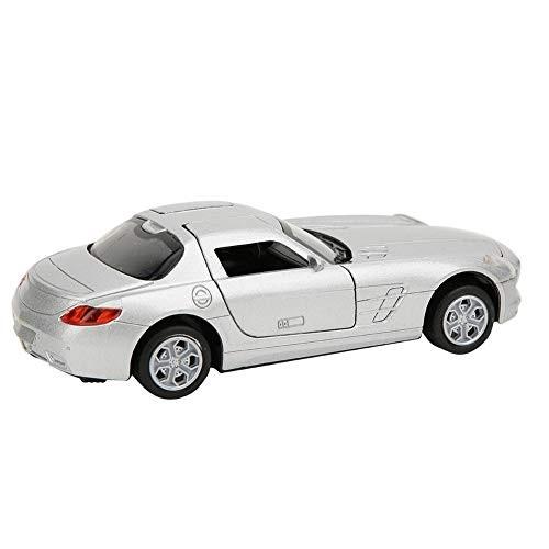Diydeg Alloy Kid Toy Car with Sound and Light 1:32 Car Model High Simulation