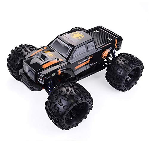 Remote Control car53cm 4wd Electric Rc Car Brushless Metal Chassis Model Car Toy for