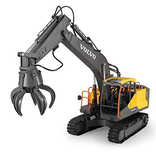 brandless Remote Control car61cm Rc Car Remote Control Car Crawler Excavator Engineer Vehicle Toy